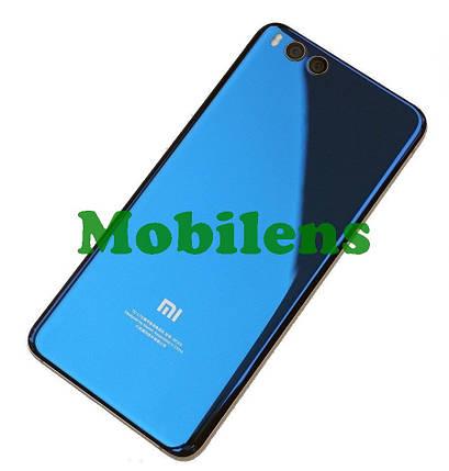 Xiaomi Mi Note 3 Задня кришка синя, фото 2