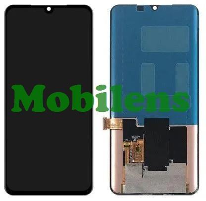Xiaomi Mi Note 10, Mi Note 10 Lite, Mi Note 10 Pro M1910F4S, Mi CC9 Pro Дисплей+тачскрин черный HighCopy(OLED)