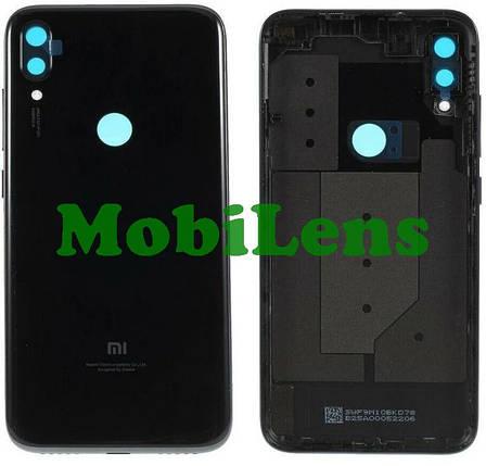 Xiaomi Mi Play, M1901F9E Задняя крышка черная, фото 2