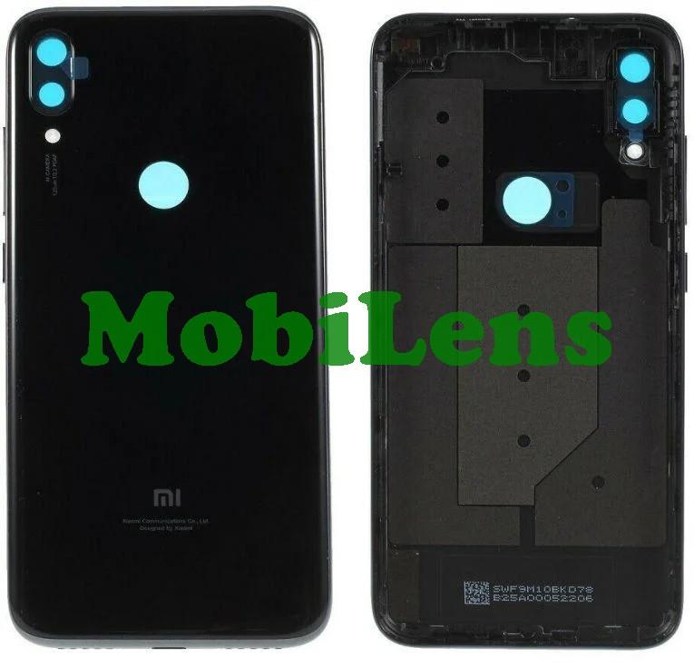 Xiaomi Mi Play, M1901F9E Задняя крышка черная