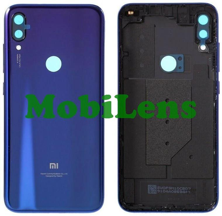 Xiaomi Mi Play, M1901F9E Задняя крышка синяя