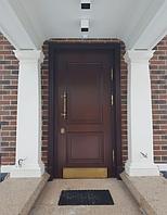 Как правильно утеплить дверь: металлическую, деревянную, балконную