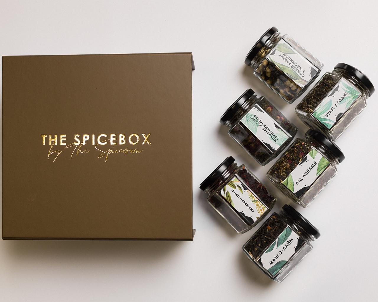 The Spicebox / Премиум чайный 2