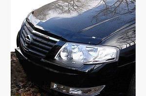 Дефлектор капота (SIM) - Nissan Almera Classic 2006-2012 гг.