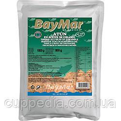 Тунец Bay Mar tun trozos en aceite de girasol в подсолнечном масле 1000 грм