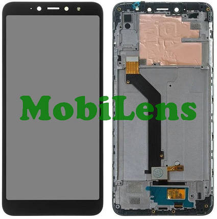 Xiaomi Redmi S2, M1803E6G, Redmi Y2 Дисплей+тачскрін(модуль) чорний *в рамці, фото 2