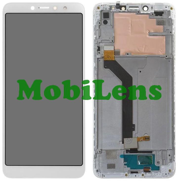 Xiaomi Redmi S2, M1803E6G, Redmi Y2 Дисплей+тачскрин(модуль) белый *в рамке