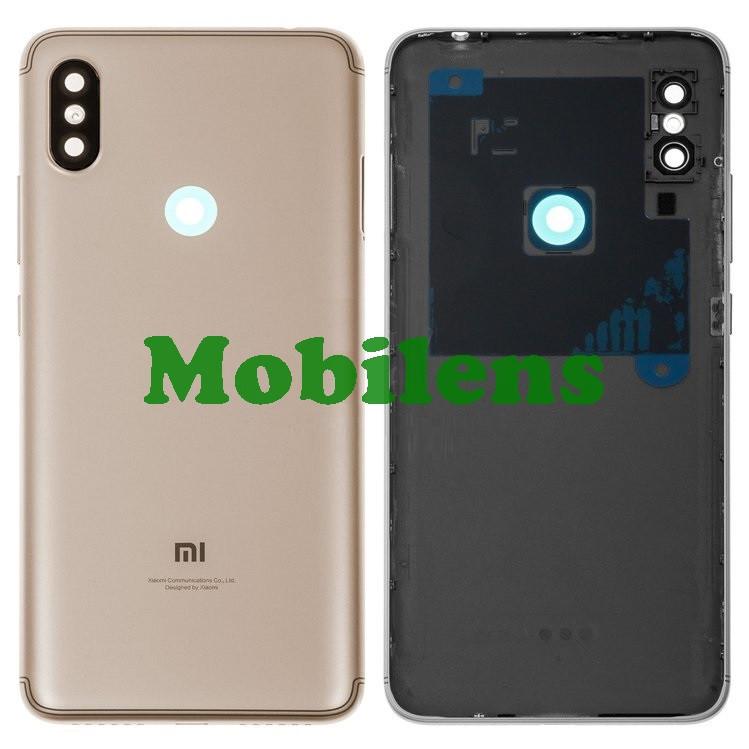 Xiaomi Redmi S2, M1803E6G, Redmi Y2 Задня кришка золотиста
