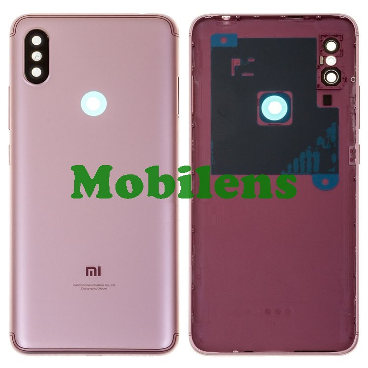 Xiaomi Redmi S2, M1803E6G, Redmi Y2 Задня кришка рожева