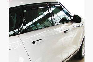 Ветровики (4 шт, SIM) - Range Rover Velar 2017↗ гг.