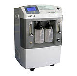 Концентратор кислородный JAY-10 10л/мин ( 2 пациента и цифровой датчик o2), фото 2