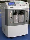 Концентратор кислородный JAY-10 10л/мин ( 2 пациента и цифровой датчик o2), фото 3