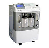 Концентратор кислородный JAY-10 10л/мин ( 2 пациента и цифровой датчик o2), фото 8
