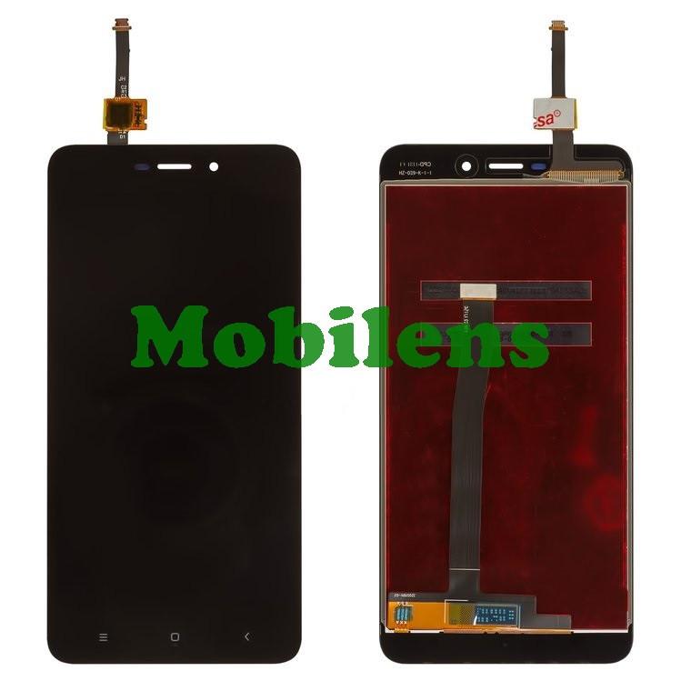 Xiaomi Redmi 4A, model: 2016117 Дисплей+тачскрін(модуль) чорний