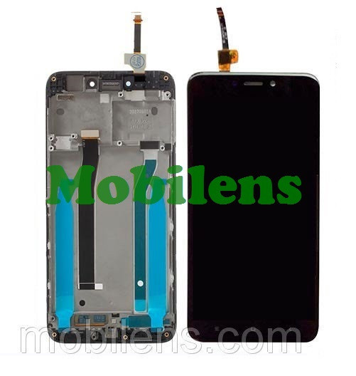 Xiaomi Redmi 4X, MAG138, MAE136 Дисплей+тачскрин(модуль) черный *в рамке