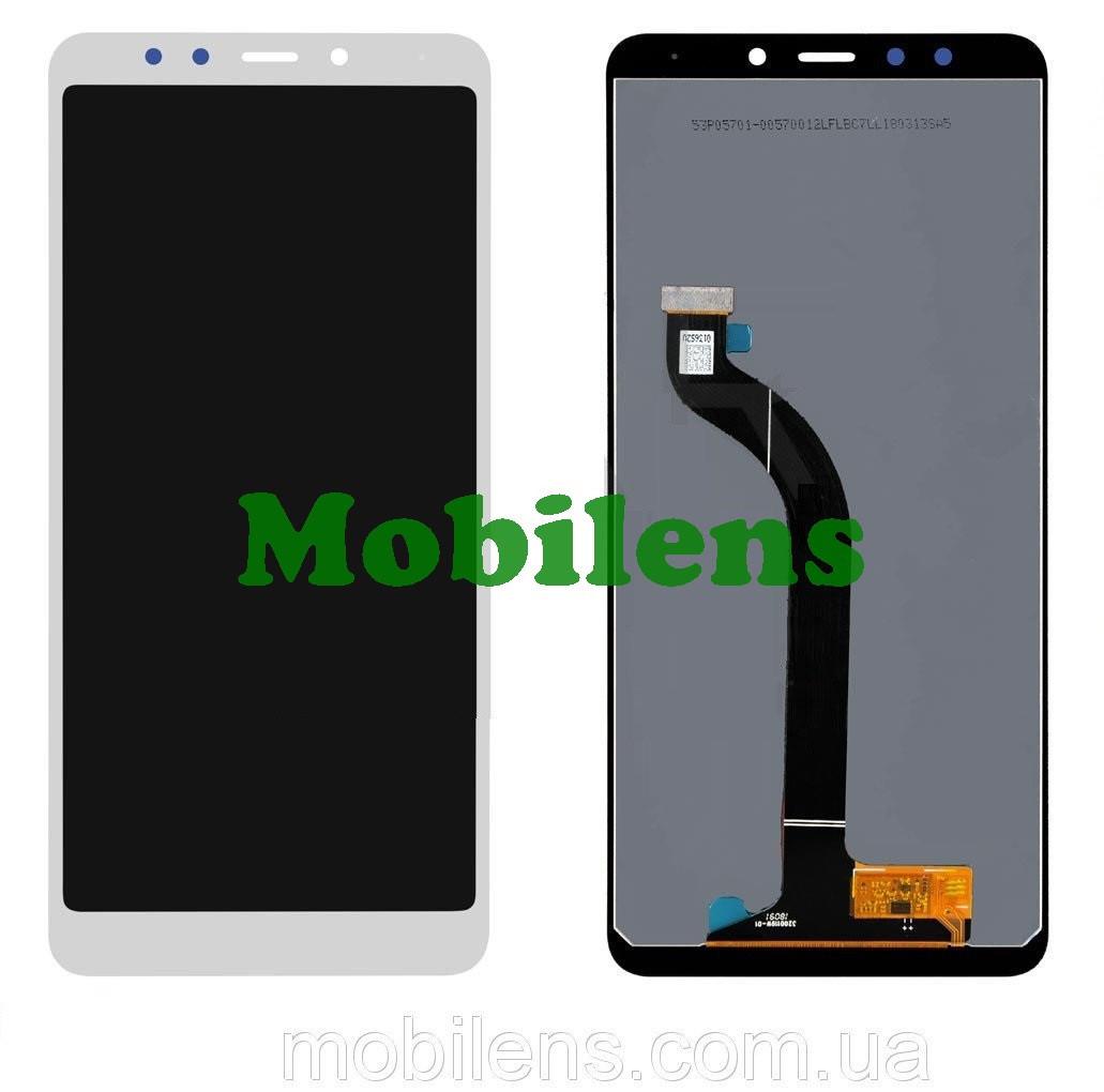 Xiaomi Redmi 5, MDG1, MDT1, MDE1 Дисплей+тачскрін(модуль) білий Original *PRC