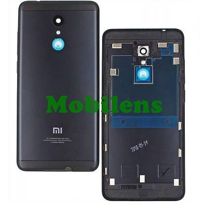 Xiaomi Redmi 5, MDG1, MDT1, MDE1 Задняя крышка черная, фото 2