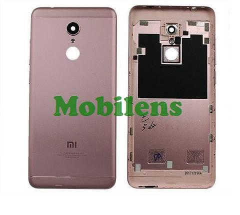 Xiaomi Redmi 5, MDG1, MDT1, MDE1 Задня кришка рожева, фото 2
