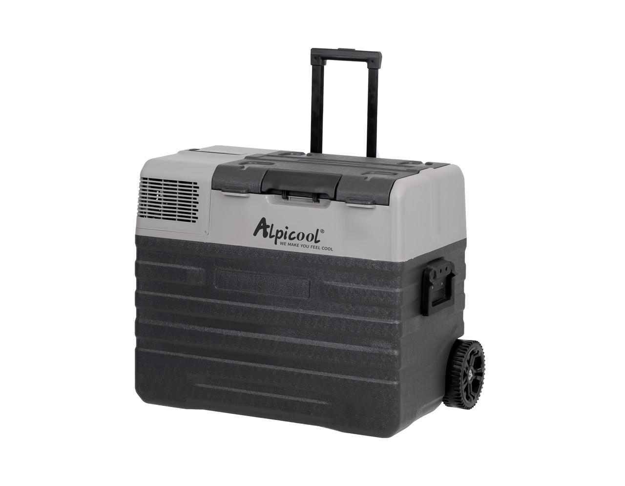 Компресорний Автохолодильник Alpicool NX52 (52 літри). Режим роботи +20℃ до -20℃   12/24/220V