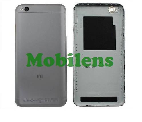 Xiaomi Redmi 5A, MCT3B, MCG3B Задняя крышка серая, фото 2