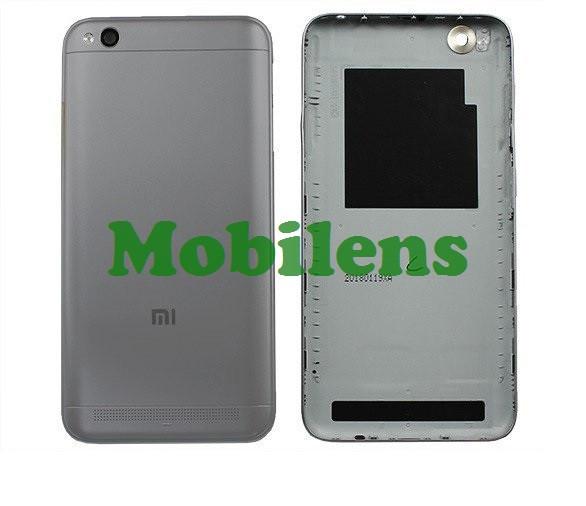 Xiaomi Redmi 5A, MCT3B, MCG3B Задняя крышка серая