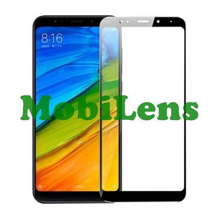 Xiaomi Redmi 5 Plus, MEE7, MEG7 Защитное стекло черное , фото 2