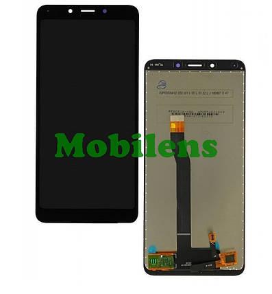 Xiaomi Redmi 6, Redmi 6A, M1804C3CG Дисплей+тачскрін(модуль) чорний, фото 2