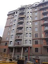 Фасадный декор для застройщиков многоквартирных домов в Одессе 1