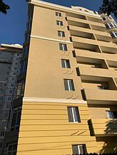 Фасадный декор для застройщиков многоквартирных домов в Одессе 2