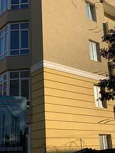 Фасадный декор для застройщиков многоквартирных домов в Одессе 3