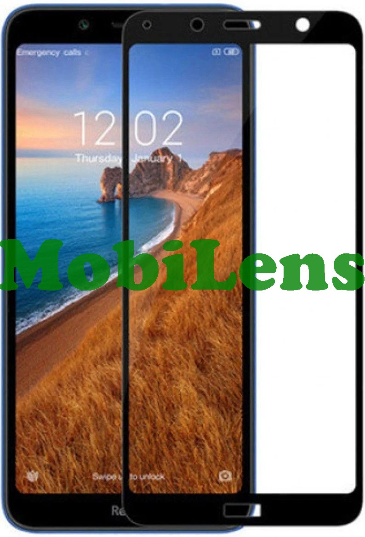 Xiaomi Redmi 7A, M1903C3EG Защитное стекло черное