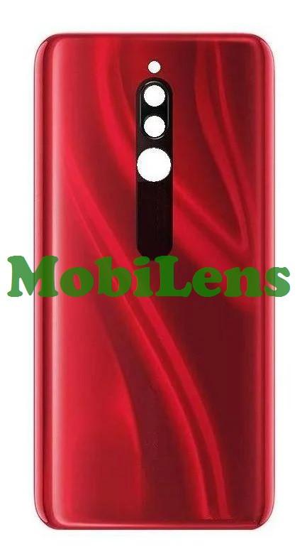 Xiaomi Redmi 8, M1908C3IG Задняя крышка красная