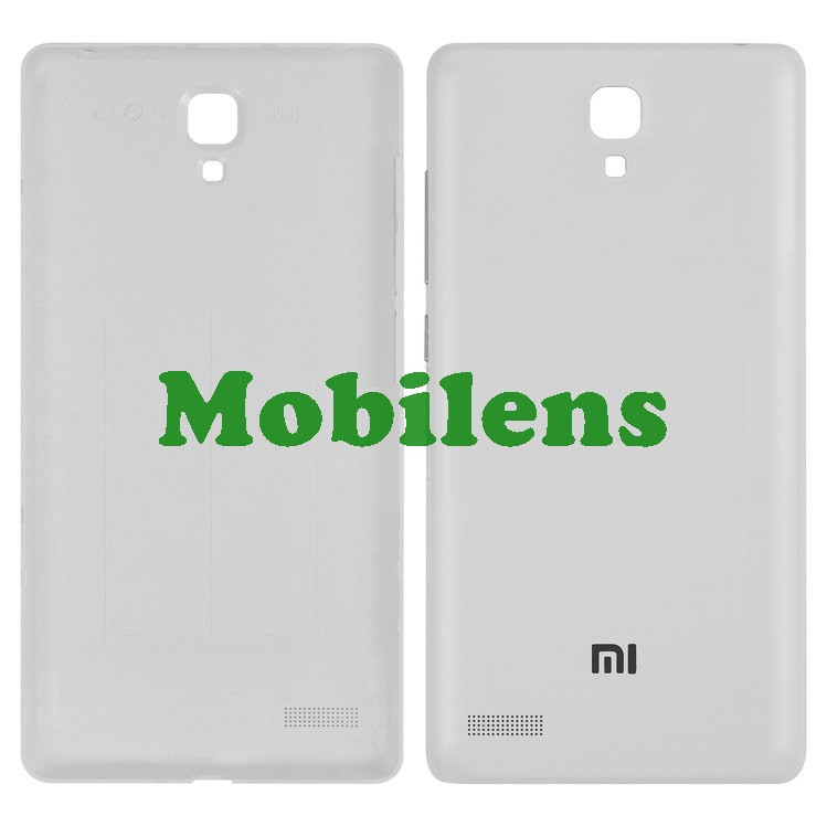 Xiaomi Redmi Note, Redmi Note 1W, Redmi Note 1S, 2014910 Задня кришка біла