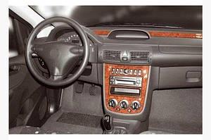 Накладки на панель - Mercedes Vaneo W414