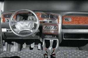Накладки на панель - Volkswagen Golf 3