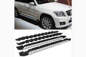 Оригинальные площадки - Mercedes GLK klass X204