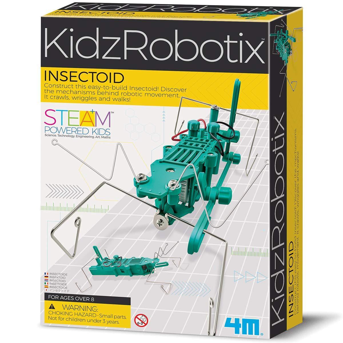 Научный набор Робот-инсектоид 4M 00-03367