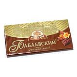 """Шоколад оригинальный 100 гр. ТМ """"Бабаевский"""", фото 2"""