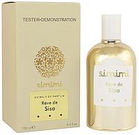 Тестер жіночого парфуму Simimi Extrait De Parfum Reve De Sisa - 100 мл