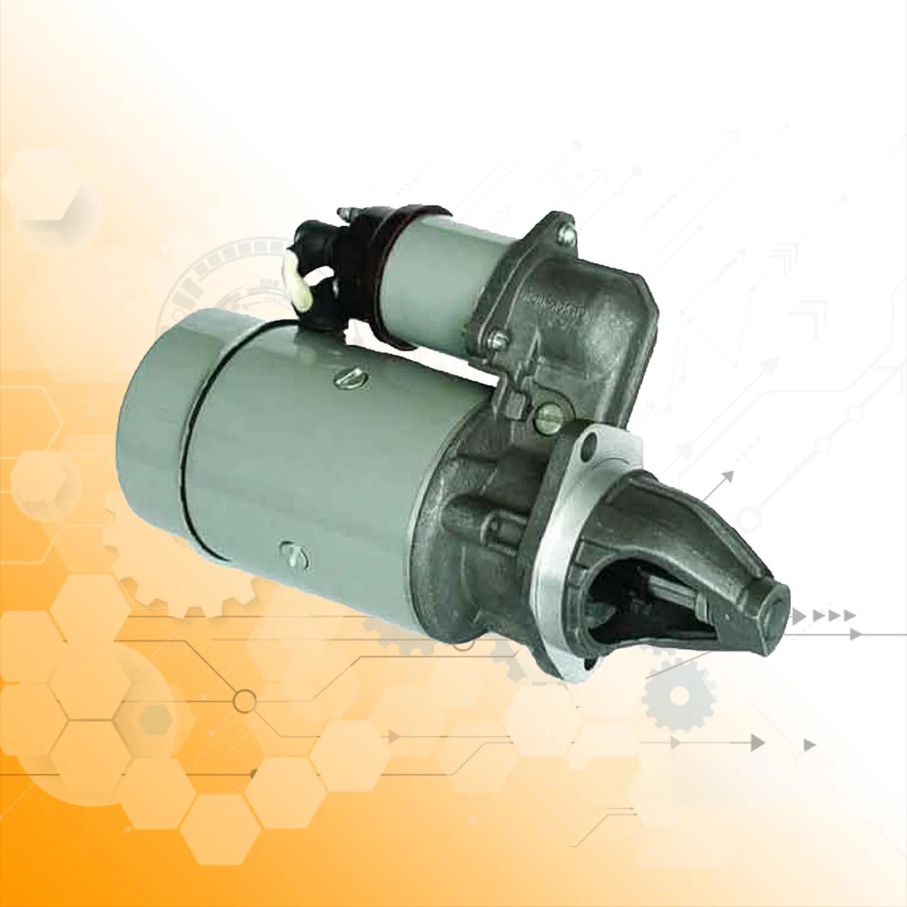 Стартер ЗІЛ-130/ БАТЕ/ СТ230К4-ТУ37.003.663-78 /12/1,8 кВт.