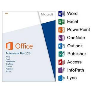 Office 2013 Pro Plus лицензионный ключ