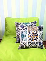 Подушка декоративная из ткани Испания Маракеш