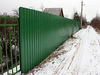 Будівництво парканів, фото 1