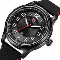 Мужские противоударные наручные часы Mini Focus MF0166G All Black