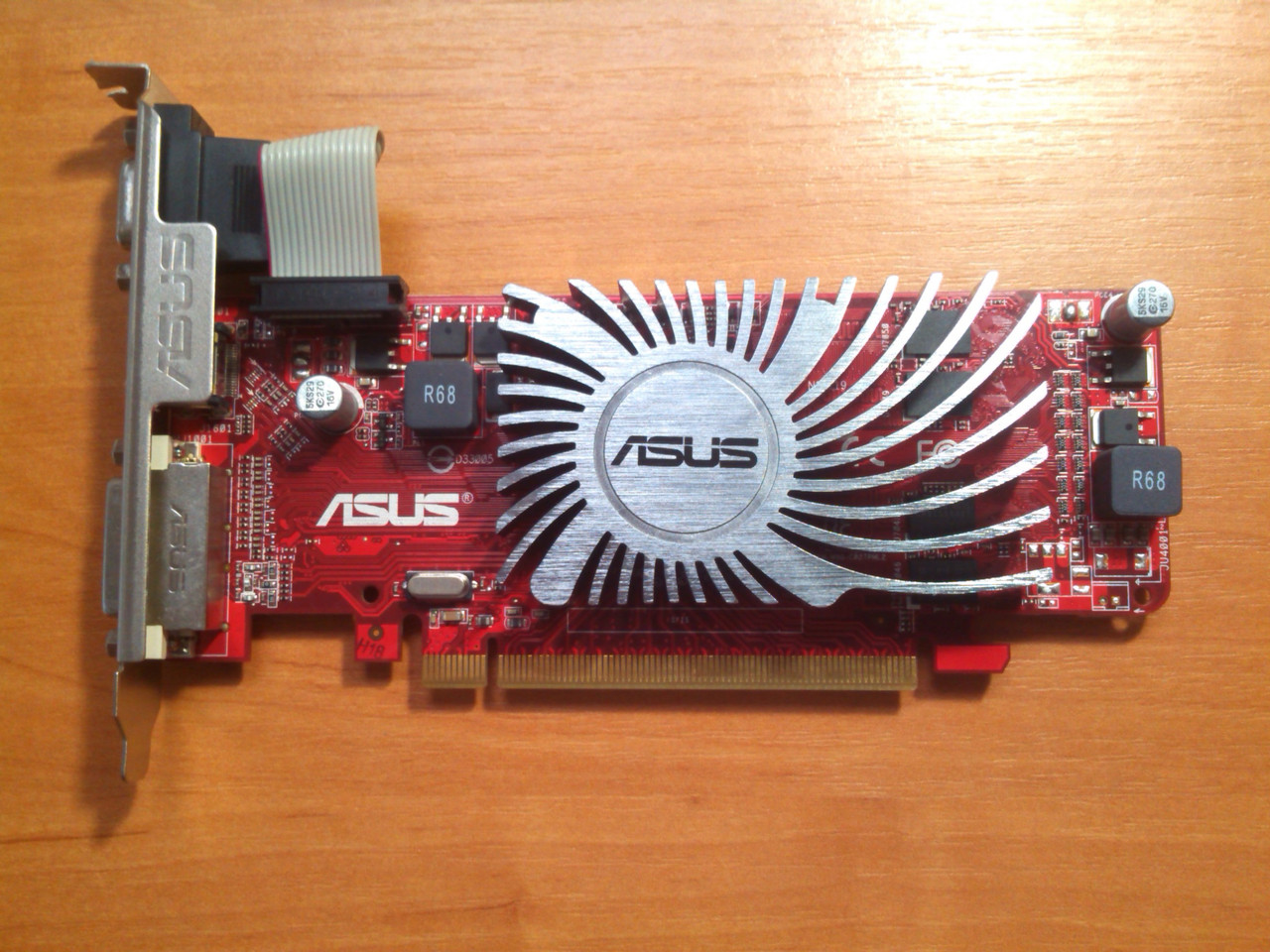 Asus HD 5450 1GB 64bit GDDR3 HDMI PCI-E Гарантія!