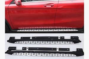 Оригинальные подножки (2 шт) - Mercedes GLA X156