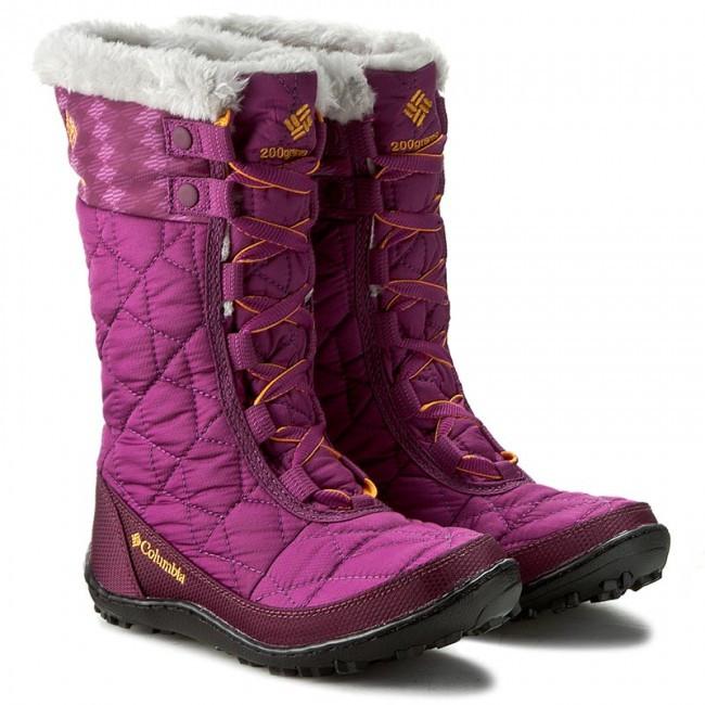 Снегоходы COLUMBIA женские розовые