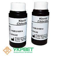 Реагент для определения концентрации ионов хлора 611645