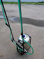 Опрыскиватель для мотоблока Бут 50 л (нержавейка, с компрессором), фото 2