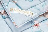 Ковдра DOTINEM SAXON овеча шерсть двоспальне 175х210 см (214885-7), фото 2